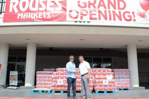 Rouses celebrates store grand opening in Daphne, Alabama