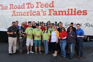 Smithfield, Food King donation