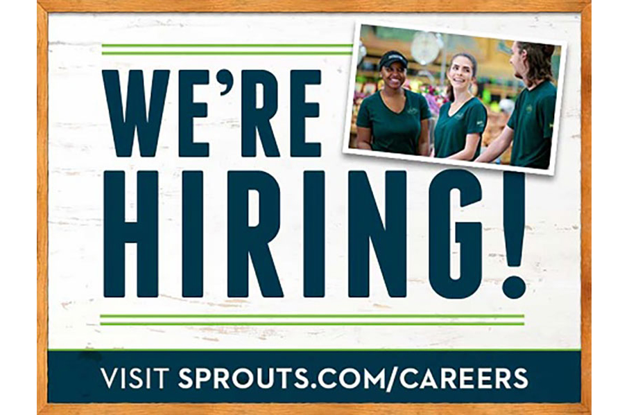 Sprouts Farmers Market, hiring