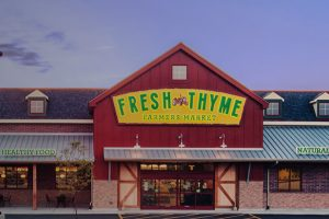 Fresh Thyme Farmers Market store