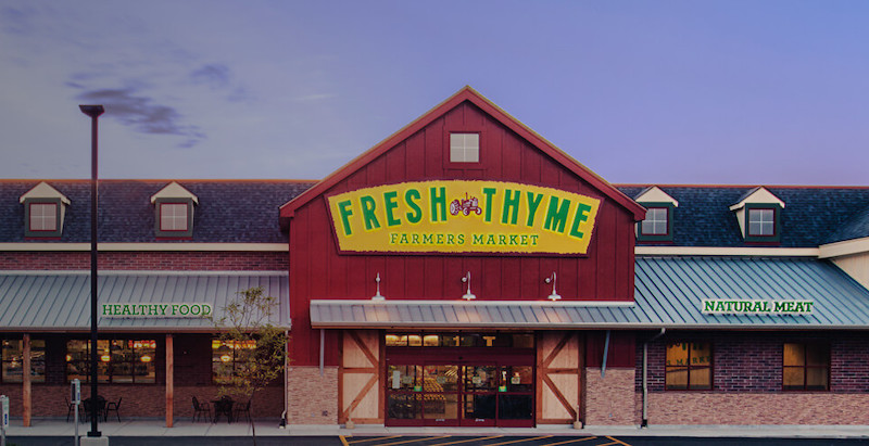 Fresh Thyme Farmers Market store