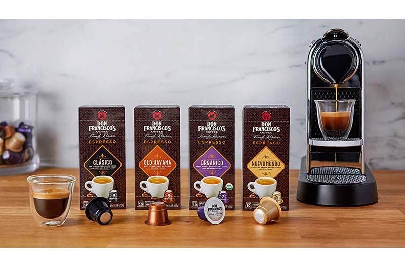 Don Francisco's Coffee