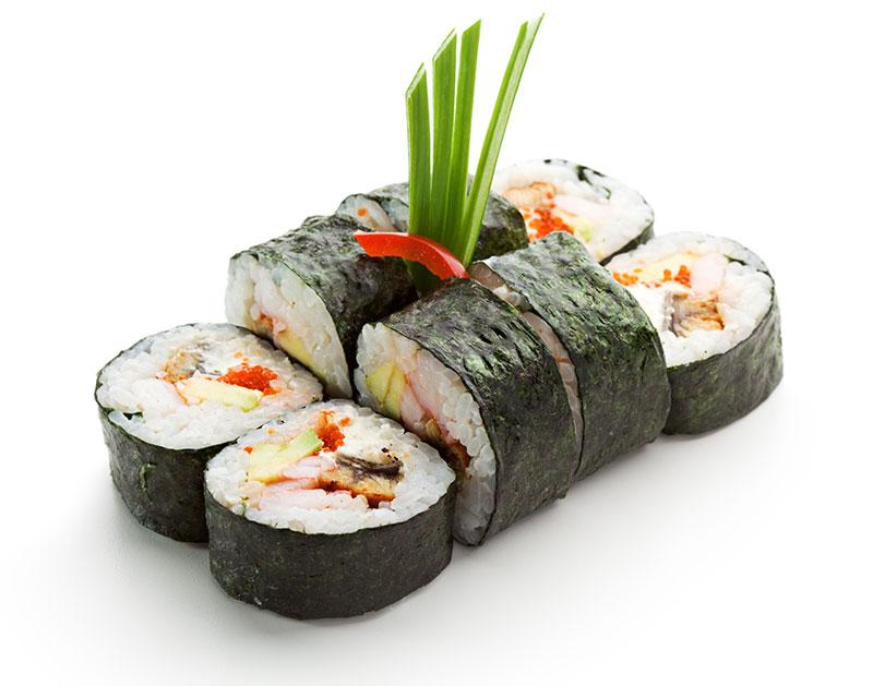 eel, sushi, Albertsons Cos.