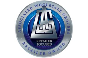 Associated Wholesale Grocers logo, trading