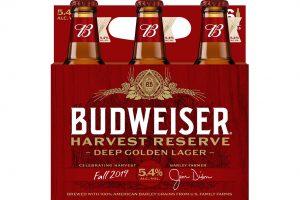 Budweiser Harvest Reserve