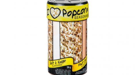 Cape Foods, I Love Popcorn
