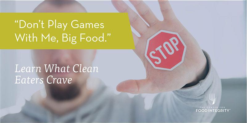 CFI Clean Eating report