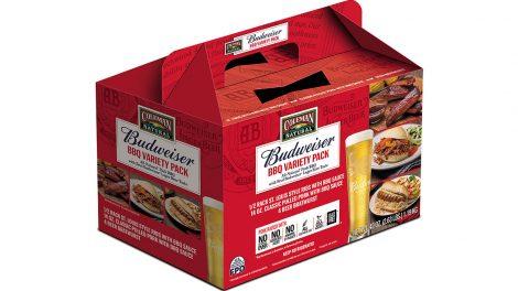 Coleman Budweiser BBQ
