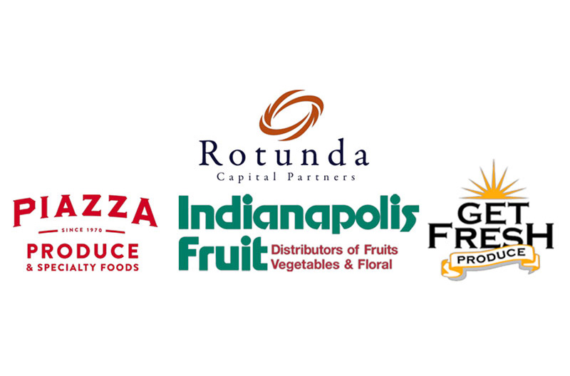 Get Fresh Produce IF&P Foods logos