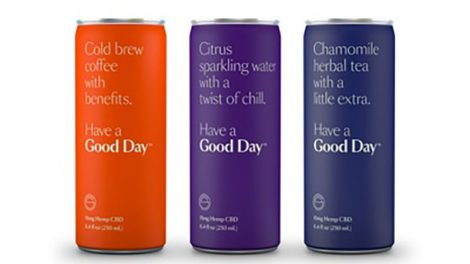 Good Day CBD beverages
