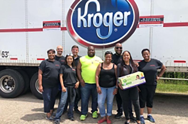 Hightower Kroger donations