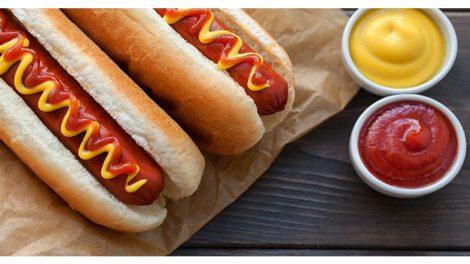 hot dog sales single digits