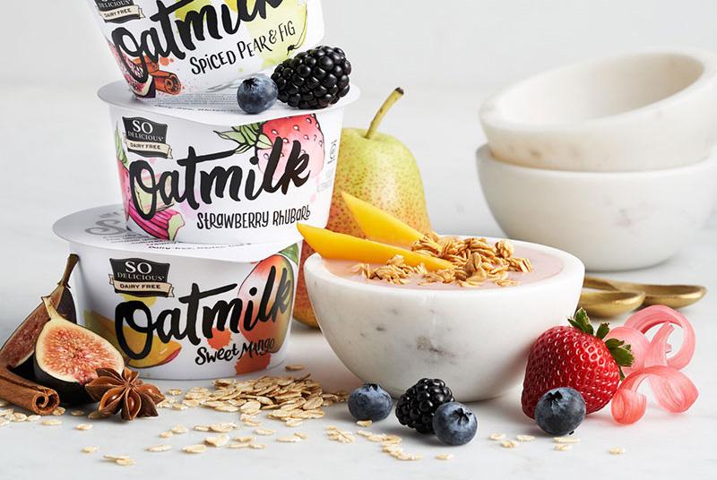 So Delicious Dairy Free Oatmilk Yogurt