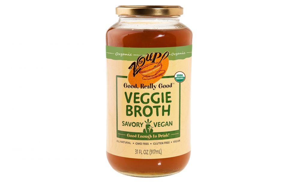 Zoup Veggie Broth