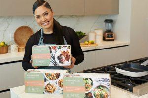 Ayesha Curry Homemade meal kits