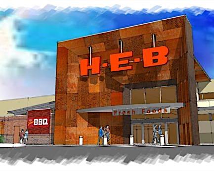 H-E-B Lubbock