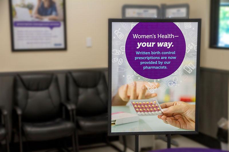 AFS birth control services