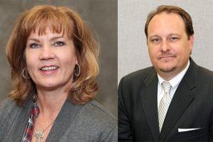 Suzanne Osbourn and Jason Cooper