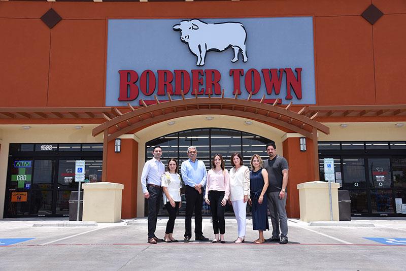 Border Town Markets