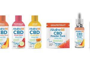Alkaline CBD