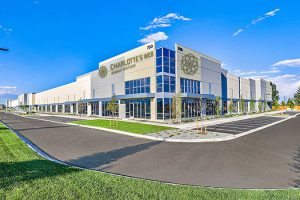 Charlotte's web facility in Louisville CO