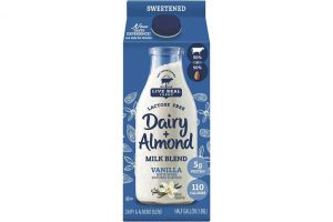 Dairy Plus Almond Sweet