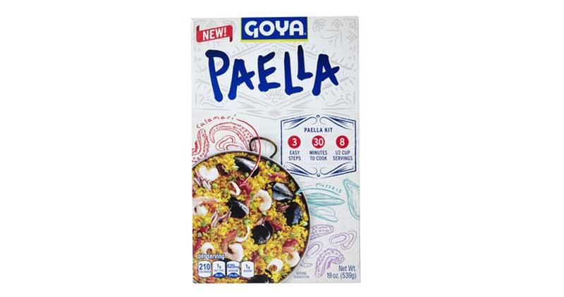 Paella Rice Kit Goya