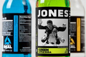 Jones Soda board