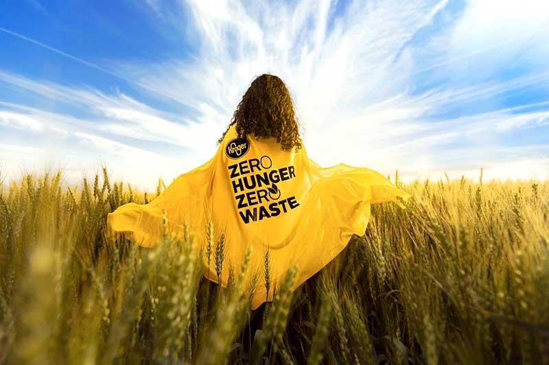 food waste reduction, Kroger