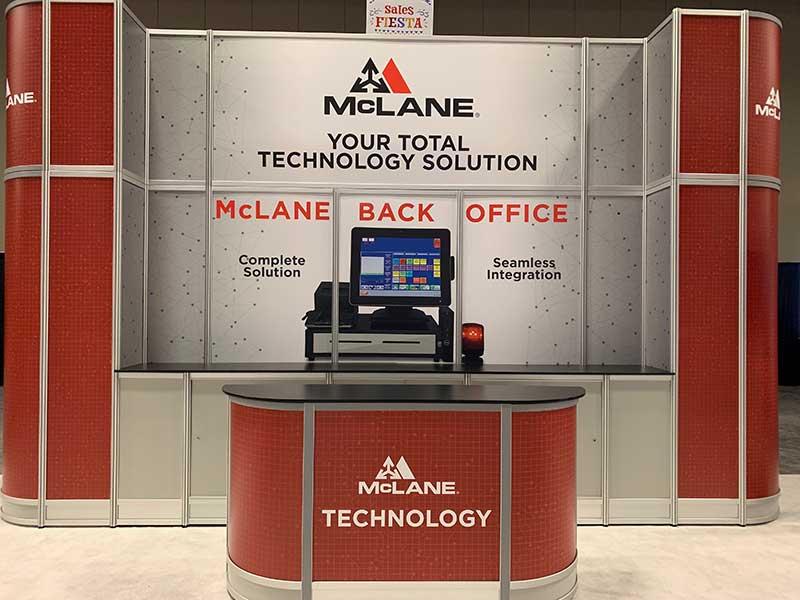 McLane Back Office Management