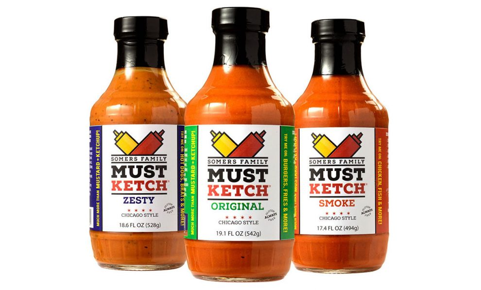 New Condiment Called MustKetch Rolling Out In Chicagoland