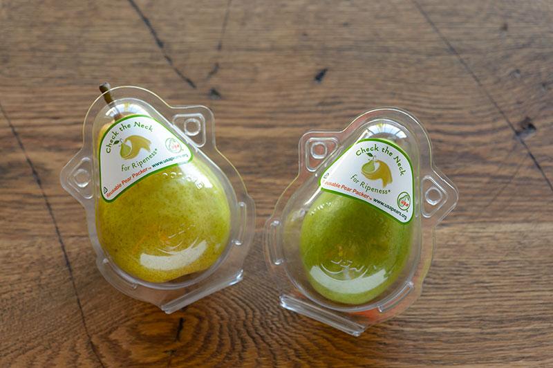 Northwest pear crop