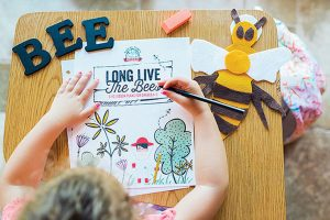 Long Live Bees, Nature Nate's