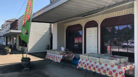 Big Oak General Store James Perkins