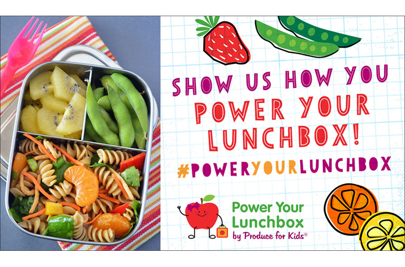 Produce for Kids Power Your Lunchbox