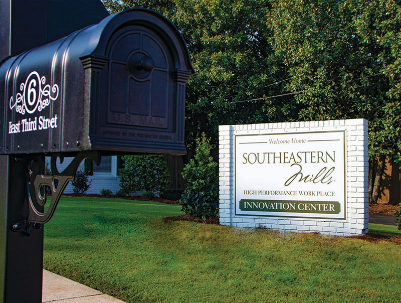 Culinary Innovation Center, Southeastern Mills