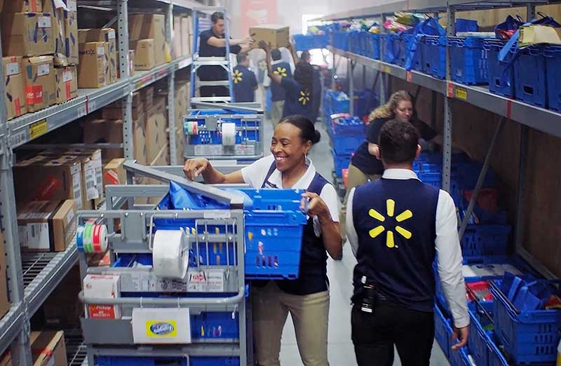 Walmart second quarter results FY20