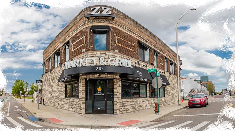 ZZ Market & Grill Detroit