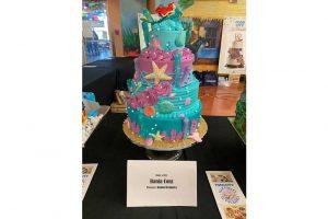 Food City cake decorating