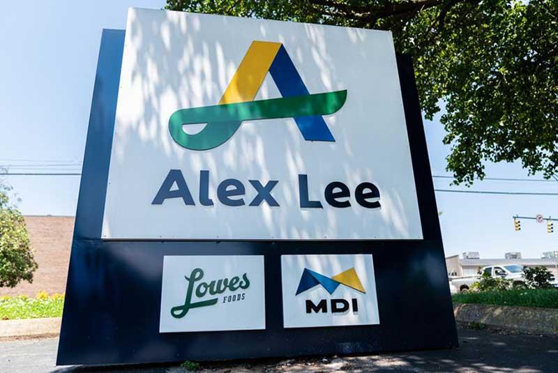 Alex Lee - W. Lee Flowers