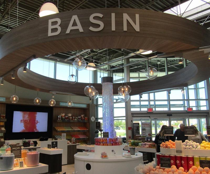 A Basin department.