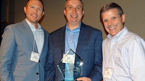MRA award to Busch's