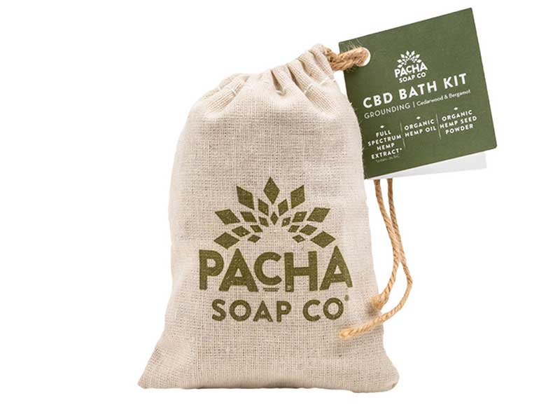 topical CBD Pacha Soap