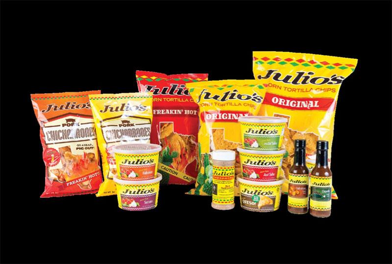Julio's Tortilla Chips, Walmart