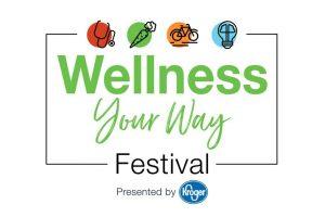 Kroger Wellness Your Way Festival logo