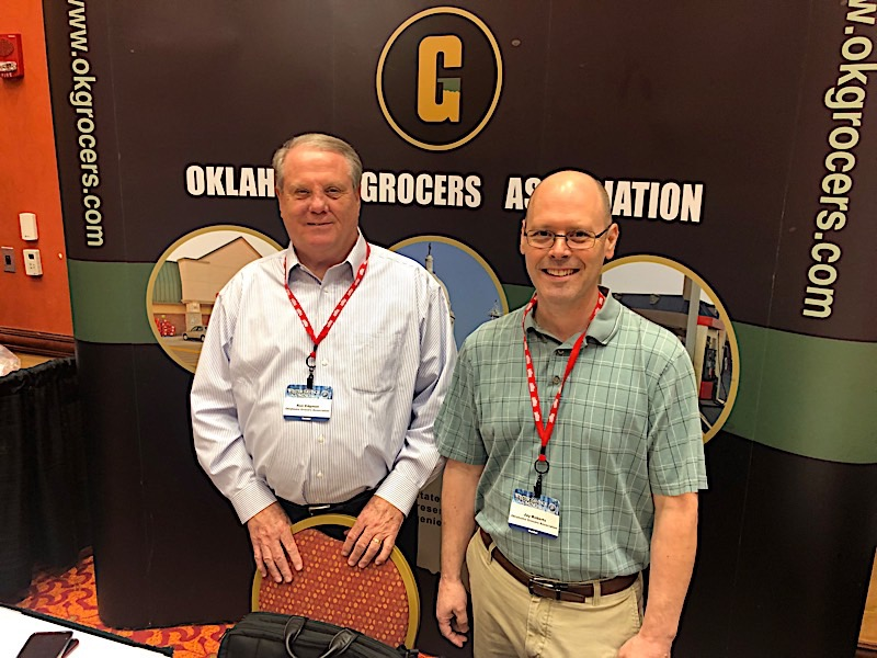 Associated Wholesale Grocers OKC Food Show, Embassy Suites