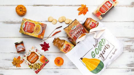 Sprouts pumpkin seasonal brands
