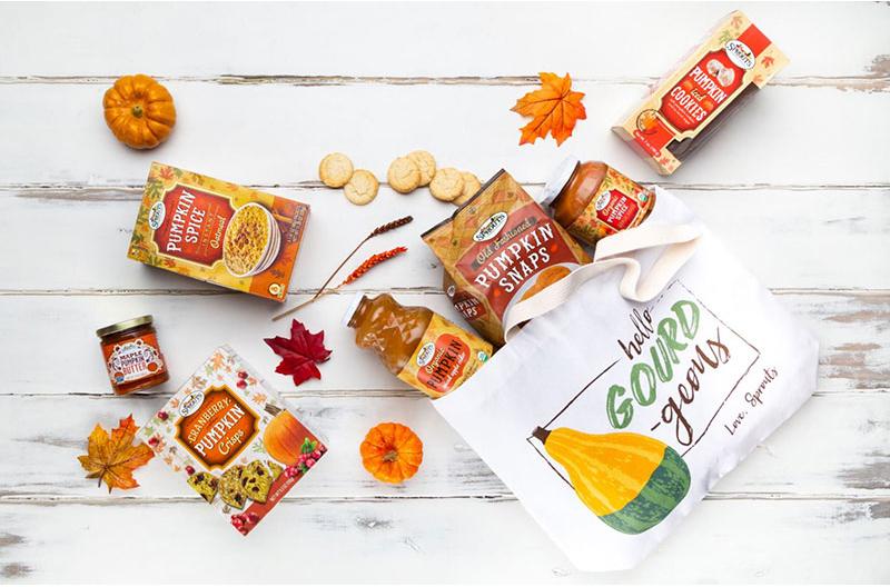 Sprouts pumpkin seasonal brands