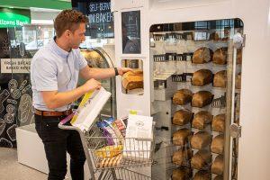 The Breadbot, Stop & Shop
