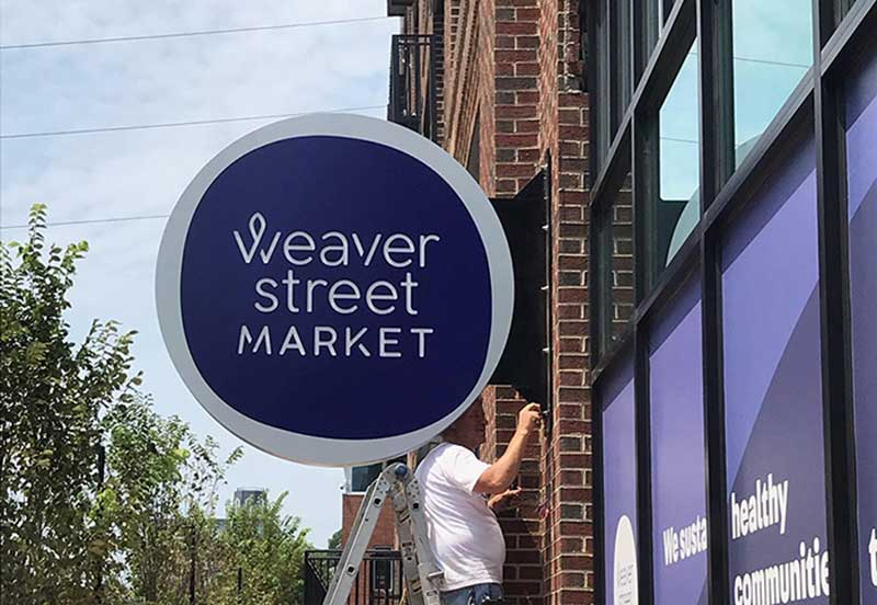Weaver Street Market Downtown Raleigh